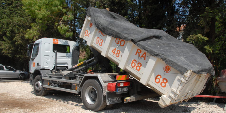 Gestion dechets non dangereux et dangereux - Algora environnement