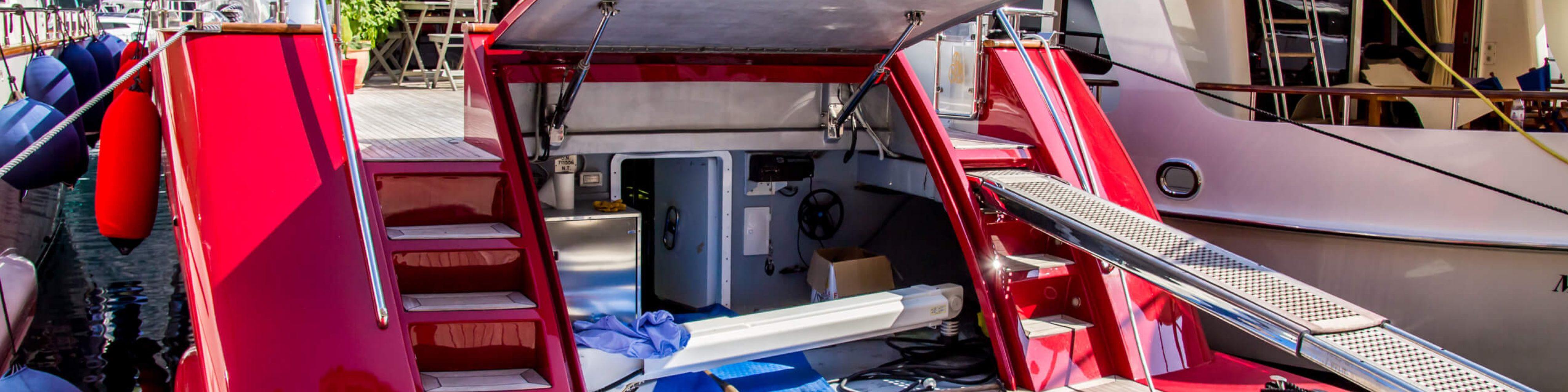 travaux petroliers yachting - Algora environnement